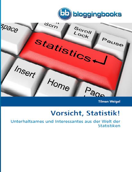 Buchcover Vorsicht, Statistik
