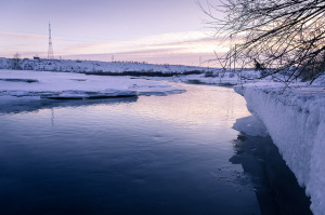 Hulun Buir im Winter