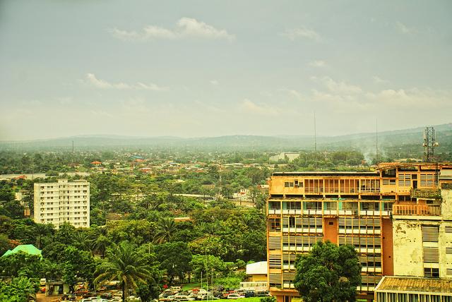 Kinshasa Einwohnerzahl Foto: Irene2005