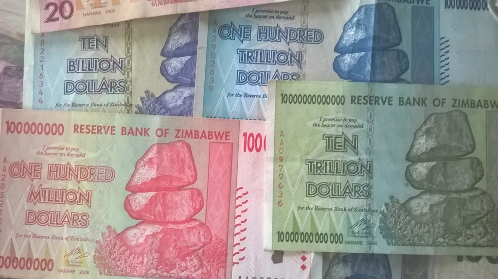 Simbabwe Inflation