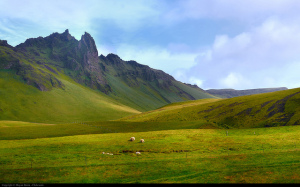 So sieht das echte Island aus. Foto: Moyan Brenn