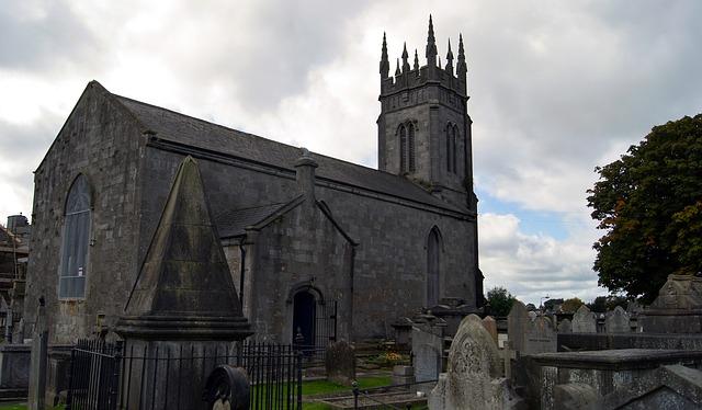 Kirche in Irland Statistik