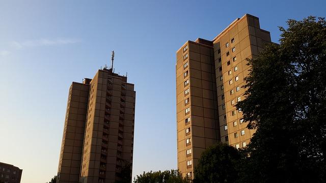Wohnen in der DDR Statistik
