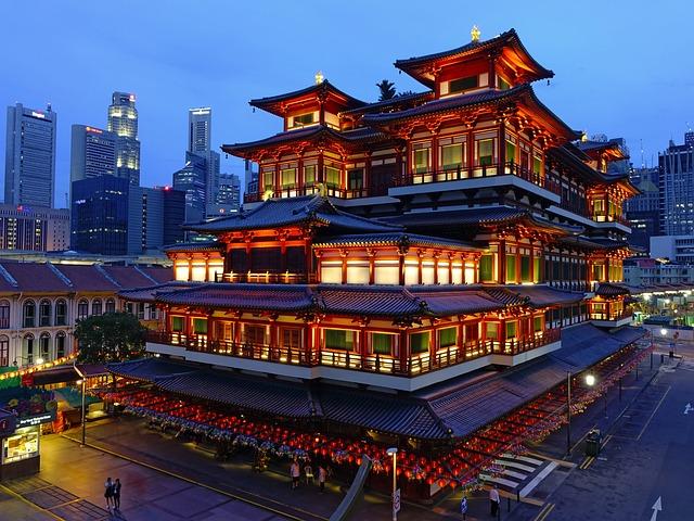 Singapur Asien Lebenserwartung